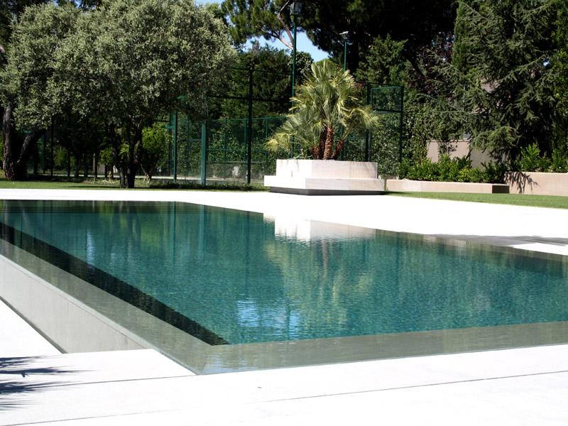 piscinas particulares